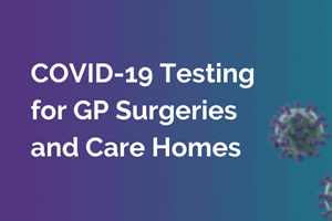 Cellmark's provision of  COVID-19 testing for GP surgeries and care homes in Oxford area